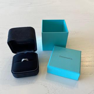 ティファニー(Tiffany & Co.)のティファニー インフィ二ティ リング 8号(リング(指輪))