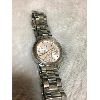 agnes b. - アニエス・ベー 腕時計
