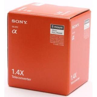 ソニー(SONY)の≪新品・送料無料≫ 3台 SONY 高性能テレコンバーター SEL14TC(レンズ(ズーム))