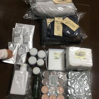 ムジルシリョウヒン(MUJI (無印良品))の無印良品 福袋2020 ヘルス&ビューティー・トラベル(スリッパL)(旅行用品)