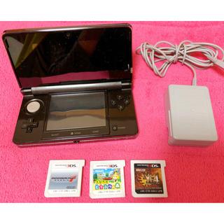 任天堂 - 【送料無料】3DS+ソフトセット