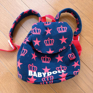 BABYDOLL - ベビードール リュック︎︎☺︎☆