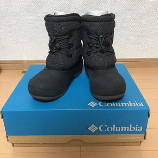Columbia - コロンビア スノーブーツ 雪山 23.0