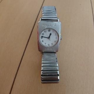 アニエスベー(agnes b.)のアニエスベー 腕時計 作動しています レディース(腕時計)