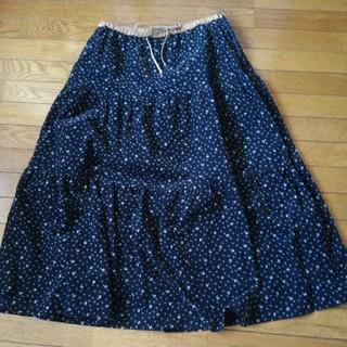 ジエンポリアム(THE EMPORIUM)の冬用スカート(ロングスカート)