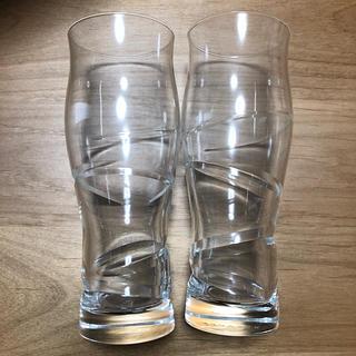 バーニーズニューヨーク(BARNEYS NEW YORK)のBARNEYS NEWYORK ペアグラス 新品*未使用 (グラス/カップ)