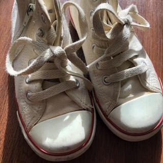 コンバース(CONVERSE)の子供靴  18cm  コンバース(スニーカー)