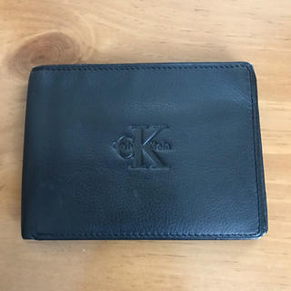 カルバンクライン(Calvin Klein)のカルバンクラインお札入れ(折り財布)
