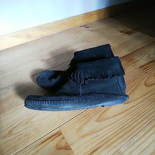 ミネトンカ(Minnetonka)のMINNETONKA ショートブーツ(ブーツ)