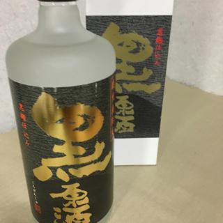 鹿児島限定品    黒原酒 37度   720ml(焼酎)