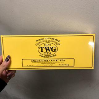 TWG ブラックティー(茶)