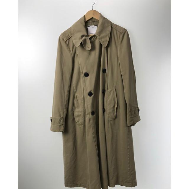 DRIES VAN NOTEN(ドリスヴァンノッテン)のdries van noten トレンチコート メンズのジャケット/アウター(トレンチコート)の商品写真