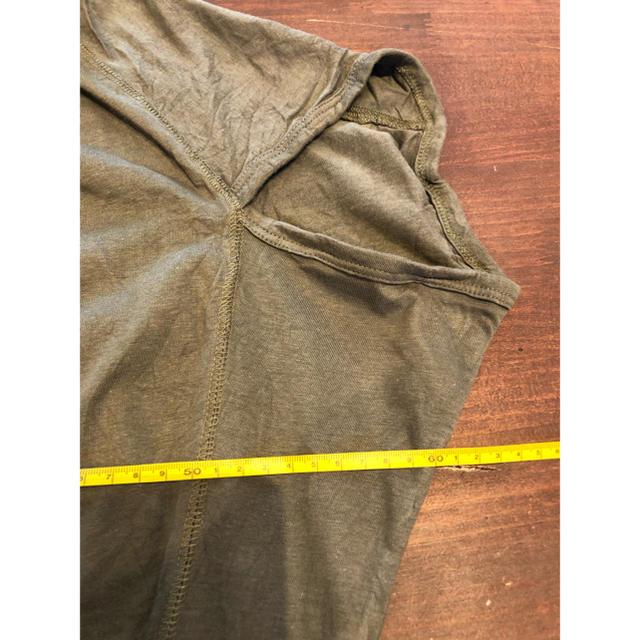 ㊀and it ノースリーブ カットソー #Cattleya レディースのトップス(カットソー(半袖/袖なし))の商品写真