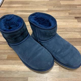 アグ(UGG)のアグ ショートブーツ 26㎝(ブーツ)