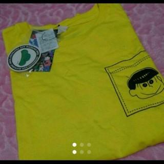 アベイル(Avail)の十四松 Tシャツ レア 入手困難 イエロー 黄色 コラボ (Tシャツ/カットソー(半袖/袖なし))