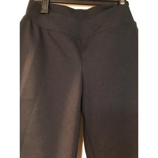 フィットネスブラパンツフィットネスウェアブラック美品履き心地良い動きやすい日本製(ヨガ)
