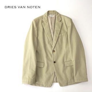 ドリスヴァンノッテン(DRIES VAN NOTEN)のDRIES VAN NOTEN  2Bテーラードジャケット(テーラードジャケット)