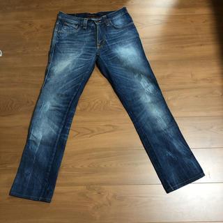 Nudie Jeans - ヌーディジーンズ デニムパンツ