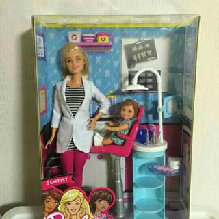 バービー(Barbie)のバービー 歯医者さん ケリー 虫歯ちゃん 人気(その他)