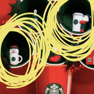 スターバックスコーヒー(Starbucks Coffee)のスターバックス コーヒ サンタ  スタバ  コーヒーサンタstarbucks(ノベルティグッズ)