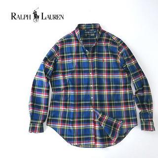 ラルフローレン(Ralph Lauren)の上質◎厚めコットン!ラルフローレン マルチチェックBDシャツ(シャツ)