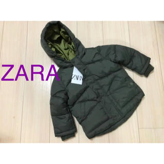 ZARA KIDS - ザラベビーのパフジャケット92センチ
