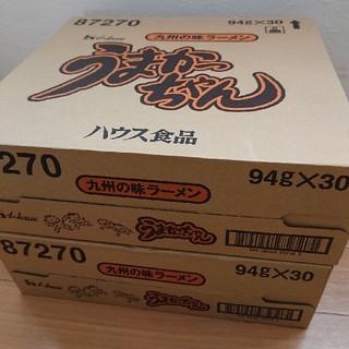 ハウスショクヒン(ハウス食品)のうまかっちゃんノーマル60袋☆まとめ売り(インスタント食品)
