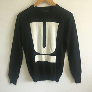アンダーカバー(UNDERCOVER)のundercover sweater セーター ニット  S(ニット/セーター)