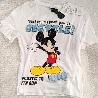 ZARA - ZARA ミッキーマウス Tシャツ