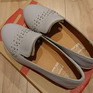 フィットフロップ(fitflop)の新品 フィットフロップ ローファー 25cm(ローファー/革靴)
