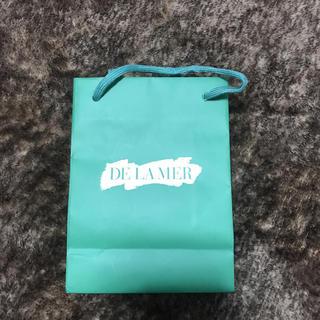 ドゥラメール(DE LA MER)のショップ袋(ショップ袋)