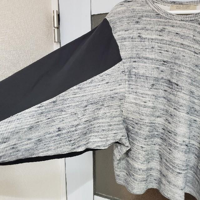 ZARA(ザラ)のZARA トップス レディースのトップス(カットソー(長袖/七分))の商品写真