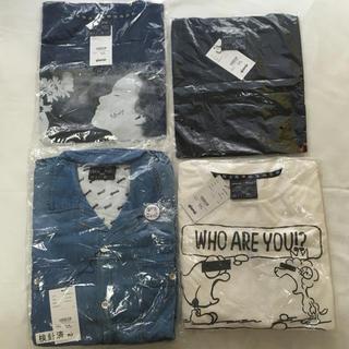 グラム(glamb)の⭐︎glamb × Nissy着用⭐︎ 未開封新品 24サイズ ⭐︎デニムシャツ(Tシャツ/カットソー(半袖/袖なし))