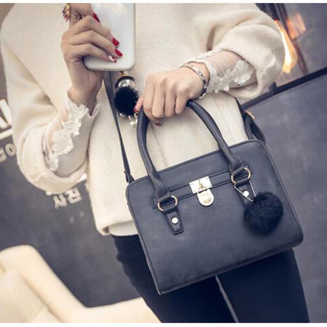 ♥ 2way トートバッグ レディース ショルダーバッグ 斜めがけ 通勤 通学 レディースのバッグ(ショルダーバッグ)の商品写真