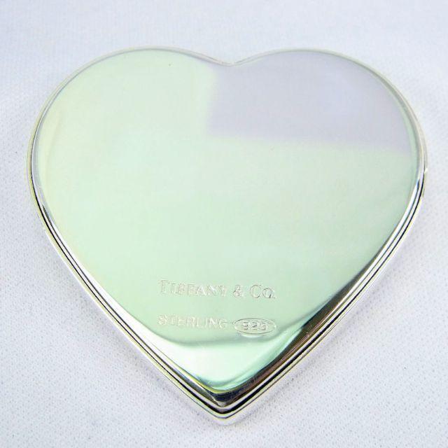 Tiffany & Co.(ティファニー)のTIFFANY/ティファニー 925 ハート ミラー[g110-5] レディースのファッション小物(ミラー)の商品写真