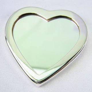 ティファニー(Tiffany & Co.)のTIFFANY/ティファニー 925 ハート ミラー[g110-5](ミラー)