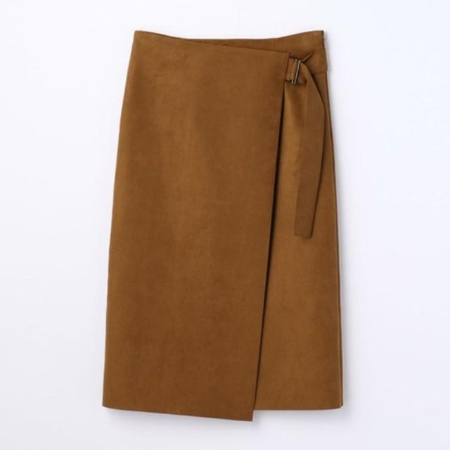 TOMORROWLAND(トゥモローランド)のTOMORROWLAND未使用☆34size最終値下げ‼️ レディースのスカート(ひざ丈スカート)の商品写真