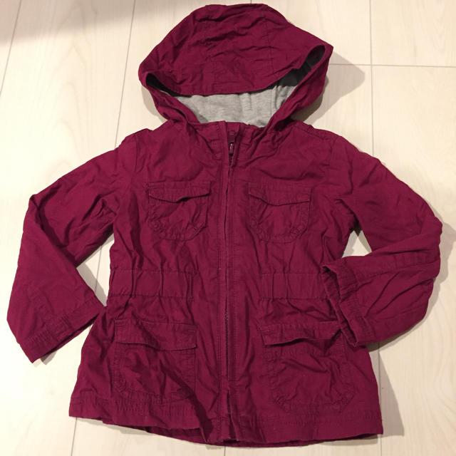 babyGAP(ベビーギャップ)のベビーギャップ ジャンパー キッズ/ベビー/マタニティのキッズ服 女の子用(90cm~)(ジャケット/上着)の商品写真