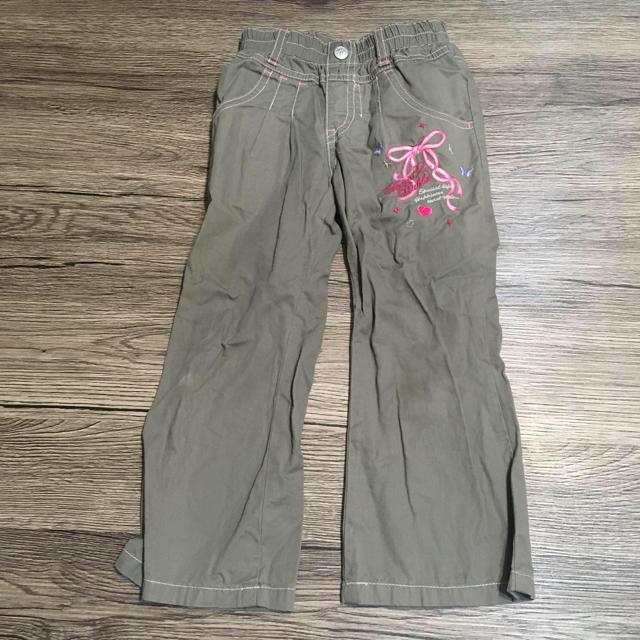 柔らかゴムパンツ 100サイズ キッズ/ベビー/マタニティのキッズ服 女の子用(90cm~)(パンツ/スパッツ)の商品写真
