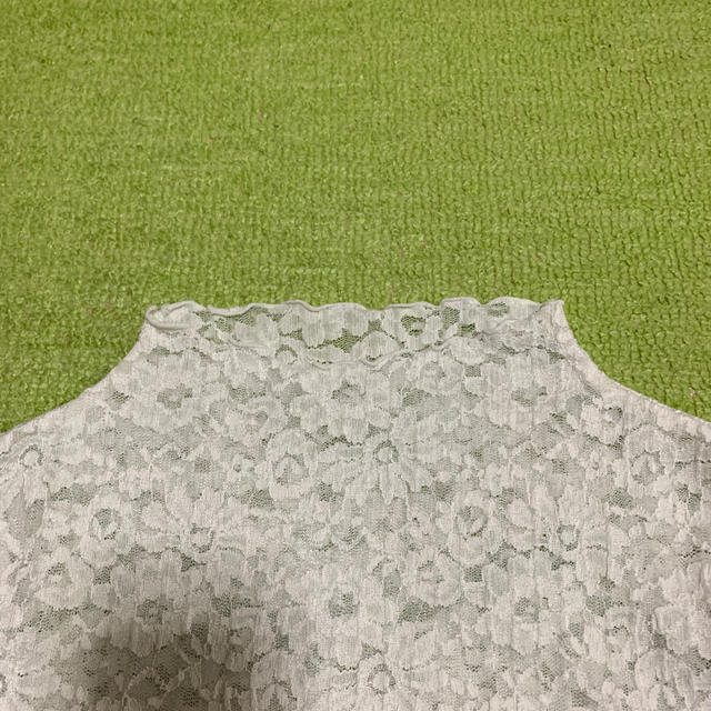 GU(ジーユー)のレーストップス レディースのトップス(カットソー(長袖/七分))の商品写真