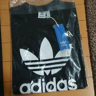 アディダス(adidas)のadidas Tシャツ  黒(Tシャツ(半袖/袖なし))