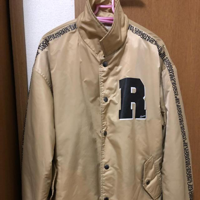 Ron Herman(ロンハーマン)のRe room コーチジャケット メンズのジャケット/アウター(ダウンジャケット)の商品写真
