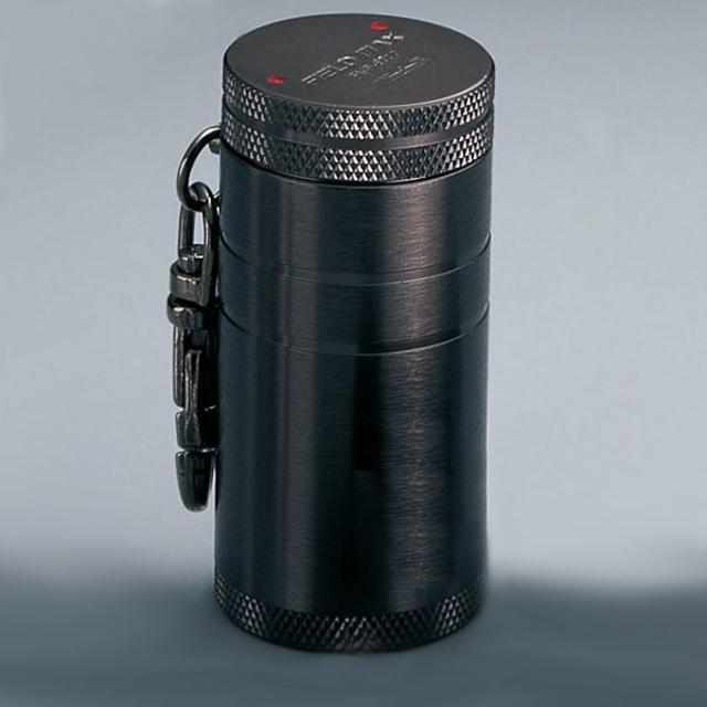 携帯灰皿 フィールドマックス5000 グレーヘアーライン<5820003> メンズのファッション小物(タバコグッズ)の商品写真