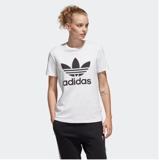 アディダス(adidas)の新品 adidas 白 Tシャツ(Tシャツ(半袖/袖なし))