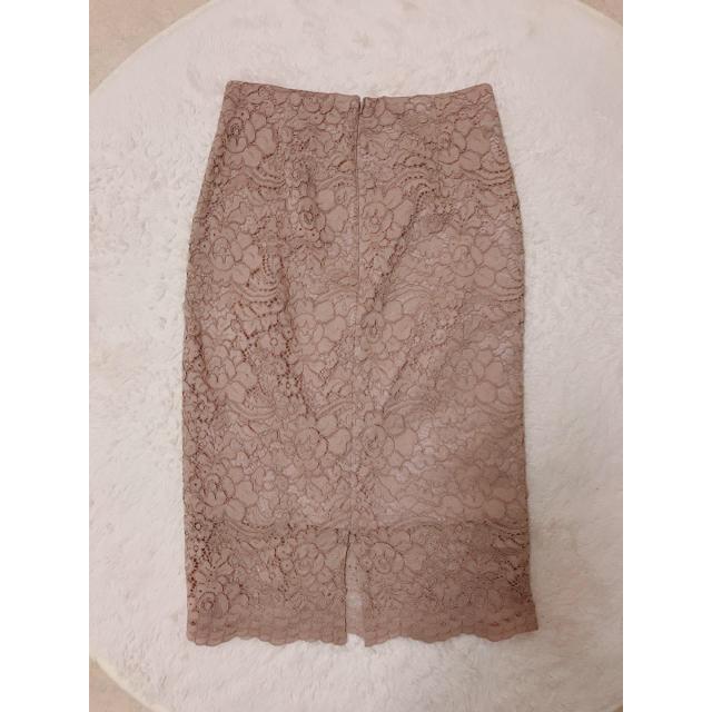 GU(ジーユー)のGU レーススカート レディースのスカート(ひざ丈スカート)の商品写真