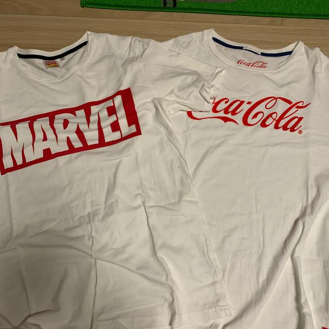 GU(ジーユー)のメンズTシャツセット メンズのトップス(Tシャツ/カットソー(半袖/袖なし))の商品写真