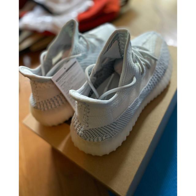 adidas(アディダス)のイージーブースト クラウドホワイト メンズの靴/シューズ(スニーカー)の商品写真