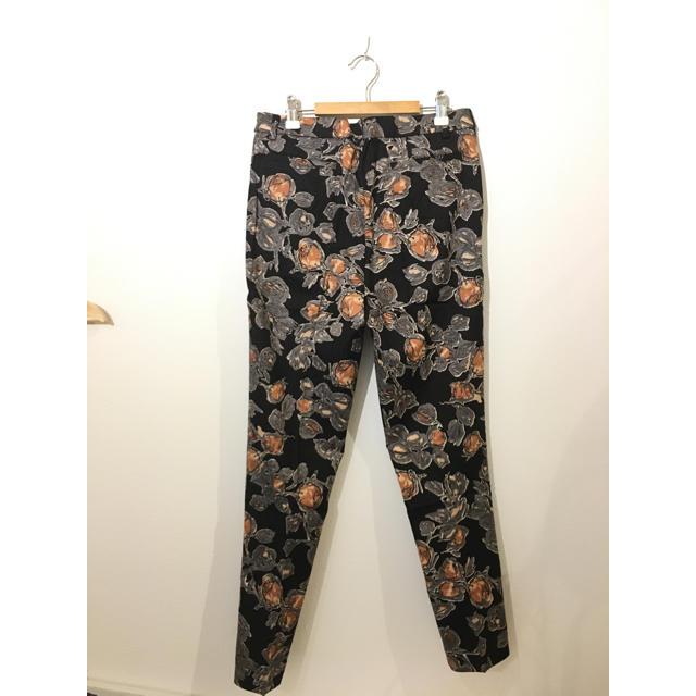 ㊁Bo u Jeloud 花柄パンツ #Cattleya  レディースのパンツ(カジュアルパンツ)の商品写真