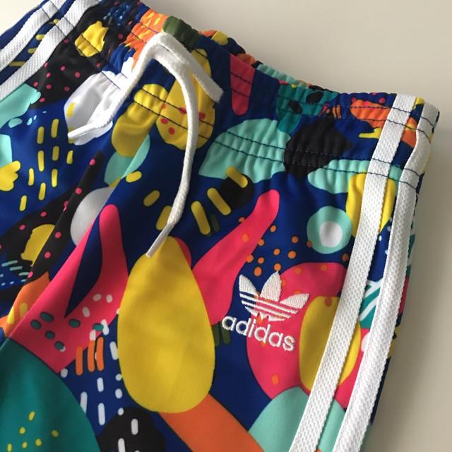 adidas(アディダス)の【定価6589円】adidas ジャージ上下 セットアップ 総柄 80cm キッズ/ベビー/マタニティのベビー服(~85cm)(ジャケット/コート)の商品写真