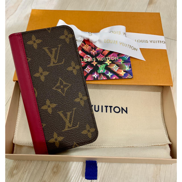 LOUIS VUITTON - ルイヴィトン iPhoneケース X.XSの通販